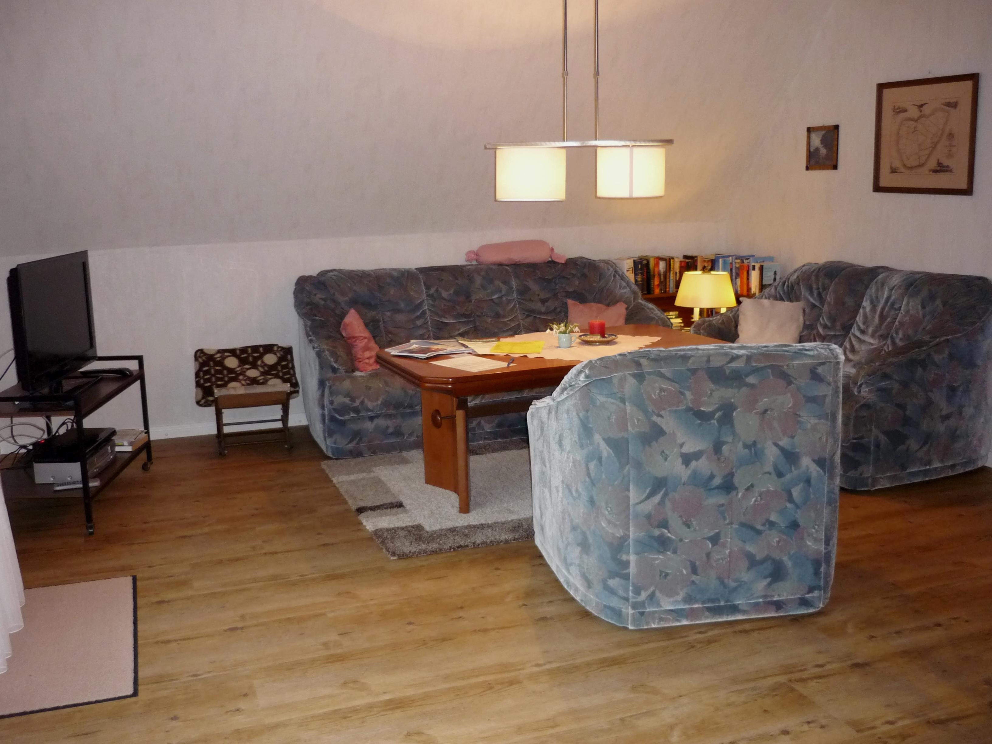 die ferienwohnung hus dwarsl per. Black Bedroom Furniture Sets. Home Design Ideas